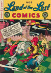 Cover for Land of the Lost Comics (EC, 1946 series) #9