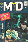 Cover for M.D. (EC, 1955 series) #2