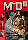 Cover for M.D. (EC, 1955 series) #3