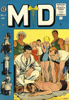 Cover for M.D. (EC, 1955 series) #4