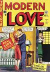Cover for Modern Love (EC, 1949 series) #1