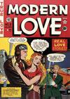 Cover for Modern Love (EC, 1949 series) #2
