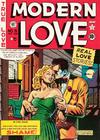 Cover for Modern Love (EC, 1949 series) #5