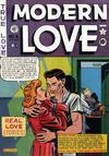 Cover for Modern Love (EC, 1949 series) #6