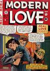Cover for Modern Love (EC, 1949 series) #7