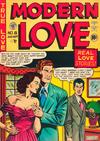 Cover for Modern Love (EC, 1949 series) #8