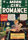 Cover for A Moon, a Girl...Romance (EC, 1949 series) #12