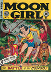 Cover for Moon Girl (EC, 1947 series) #2