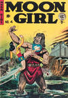 Cover for Moon Girl (EC, 1947 series) #4