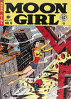 Cover for Moon Girl (EC, 1947 series) #6