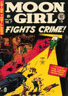 Cover for Moon Girl Fights Crime (EC, 1949 series) #7