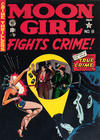 Cover for Moon Girl Fights Crime (EC, 1949 series) #8