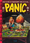 Cover for Panic (EC, 1954 series) #2