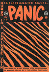 Cover for Panic (EC, 1954 series) #7