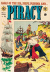 Cover for Piracy (EC, 1954 series) #2