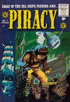 Cover for Piracy (EC, 1954 series) #7
