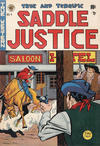 Cover for Saddle Justice (EC, 1948 series) #4