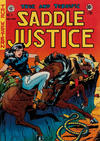 Cover for Saddle Justice (EC, 1948 series) #6