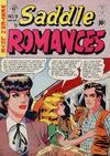 Cover for Saddle Romances (EC, 1949 series) #9