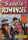 Cover for Saddle Romances (EC, 1949 series) #10