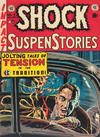 Cover for Shock SuspenStories (EC, 1952 series) #4