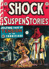 Cover for Shock SuspenStories (EC, 1952 series) #6