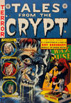 Cover for Tales from the Crypt (EC, 1950 series) #34