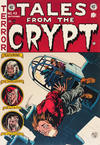 Cover for Tales from the Crypt (EC, 1950 series) #43