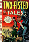Cover for Two-Fisted Tales (EC, 1950 series) #20