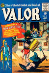 Cover for Valor (EC, 1955 series) #2