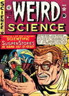 Cover for Weird Science (EC, 1950 series) #12