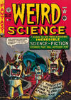 Cover for Weird Science (EC, 1950 series) #14