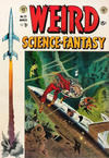 Cover for Weird Science-Fantasy (EC, 1954 series) #23
