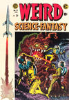 Cover for Weird Science-Fantasy (EC, 1954 series) #27