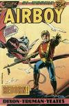 Cover for Airboy (Eclipse, 1986 series) #1