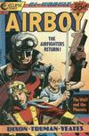Cover for Airboy (Eclipse, 1986 series) #2