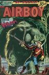 Cover for Airboy (Eclipse, 1986 series) #3