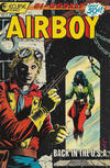 Cover for Airboy (Eclipse, 1986 series) #6