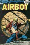Cover for Airboy (Eclipse, 1986 series) #8