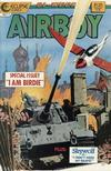 Cover for Airboy (Eclipse, 1986 series) #11