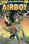 Cover for Airboy (Eclipse, 1986 series) #12