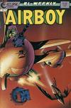 Cover for Airboy (Eclipse, 1986 series) #17