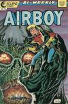 Cover for Airboy (Eclipse, 1986 series) #18