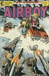 Cover for Airboy (Eclipse, 1986 series) #22
