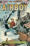 Cover for Airboy (Eclipse, 1986 series) #23