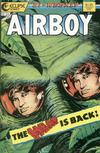 Cover for Airboy (Eclipse, 1986 series) #24