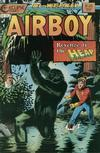 Cover for Airboy (Eclipse, 1986 series) #25