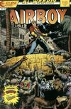 Cover for Airboy (Eclipse, 1986 series) #28