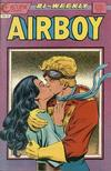 Cover for Airboy (Eclipse, 1986 series) #31