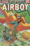 Cover for Airboy (Eclipse, 1986 series) #32